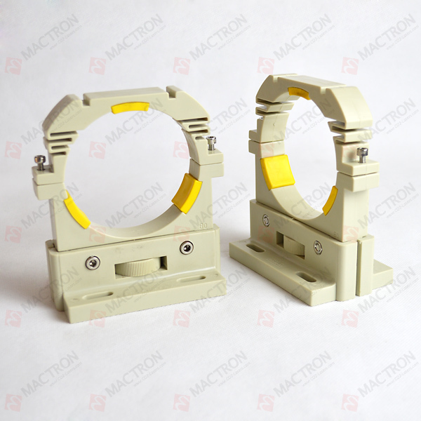 2pcs of Dia 80mm Laser Tube Frame , Support Laser Tube for 80w 100w 130w 150w Glass Laser Tube<br>