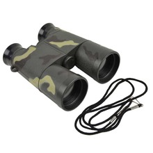 4X 35mm Simulation Camouflage Telescope Professional Telescope Prism Optics Camping Hunting Scopes Kid Binoculars 05