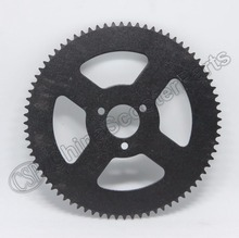 76 76T Tooth 25H 26MM Rear Sprocket Mini Moto ATV Quad Dirt Pit Pocket Bike Chopper 47CC 49CC