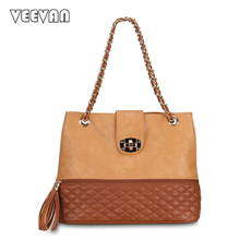 New 2017 Fashion Women Handbags Leather Shoulder Bags Wholesale Handbags Office Ladies Tote Bags Pu Leather Bags Trendy Handbags