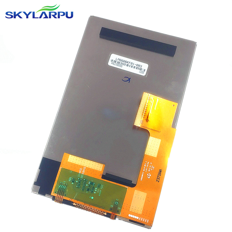 skylarpu Original 6 inch For TomTom Tom start 60 full GPS LCD display screen with touch screen digitizer panel free shipping<br>