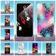 For ZTE A510 BA510 Case Cover Soft TPU Silicone Fundas For ZTE Blade A510 Case 3D Painting Coque For ZTE A 510 Cute Phone Cases