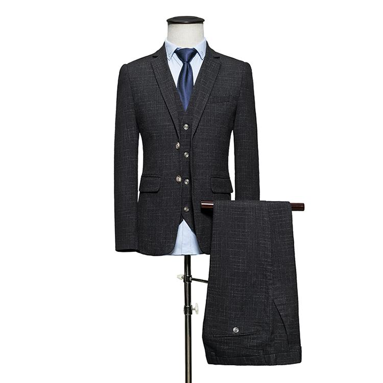 suits men Black