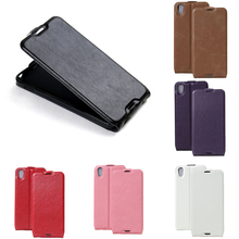 For Blackberry DTEK50 Dtek 50/NEON Retro Wallet Cover Leather Case Flip open up and down Phone Bag Case(China)