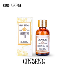 Famous brand oroaroma natural Ginseng essential oil Skin moisture Nutrition of skin cells Relieve fatigue Ginseng oil(China)
