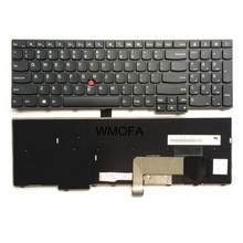 US Black New English Replace laptop keyboard For Lenovo ThinkPad E531 L540 W540 T540 T540P E540 W550 W541(China)