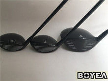 Brand New Boyea 917 Wood Set Boyea 917 Golf Woods Golf Clubs 917D2 + 917F2 R/S/SR/X Flex Graphite Shaft With Head Cover
