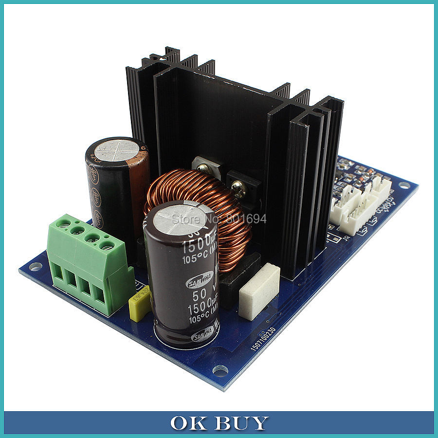 DC-DC 16-54V Common Negative Constant Current 10A Voltage Power Supply Stability Supports Parallel Expansion Flow<br>