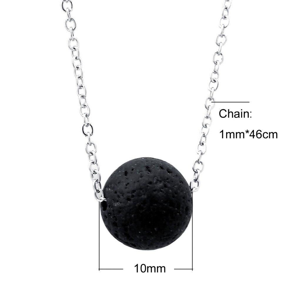 ZP-PS005-1 Lava Diffuser Necklace-1