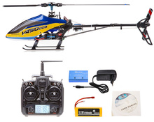 Rc helicoptero Walkera V450D03 Generation II 6-Axis Brushless rc Helicopter Devo 7 RTF with transmitter
