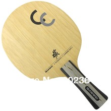 Sanwei CC (5 Wooden + 2 Carbon) OFF++ Table Tennis Blade for Ping Pong Racket(China)