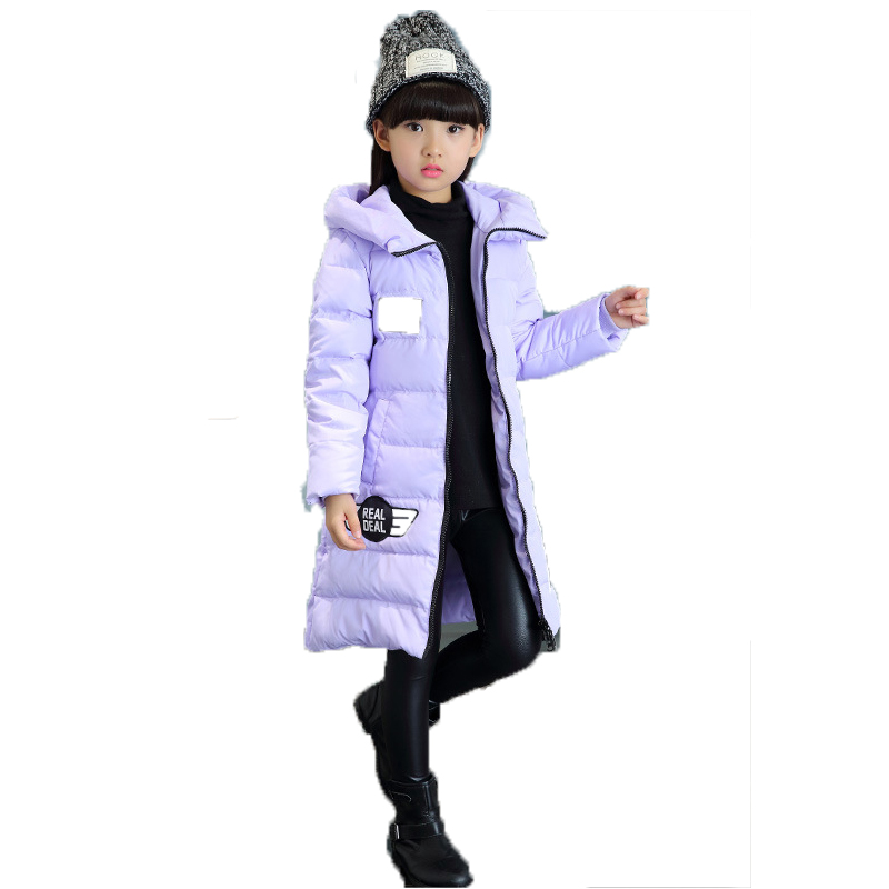 2016 winter family matching clothes Girls padded jacket kids installed mother and daughter clothes winter jacket coat <br>