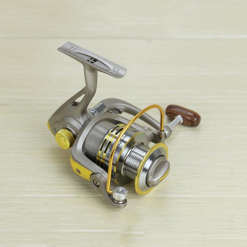 Metal Fishing Reel 8 Bearing Balls Fishing Spinneret 5.11 1000-7000 Series Fishing Line Wheel Gear Tackles GS1000-7000 (5)