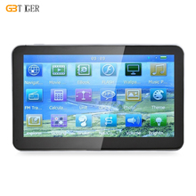 704 7 inch Win CE 6.0 TFT LCD Touch Screen Car GPS Navigation Media Tek MT3351C CPU 800*400 Navigator with Free Map