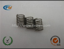 Manufacture Custom stainless steel sanitary ware spring ,precision sanitary fitting springs for shower caddy