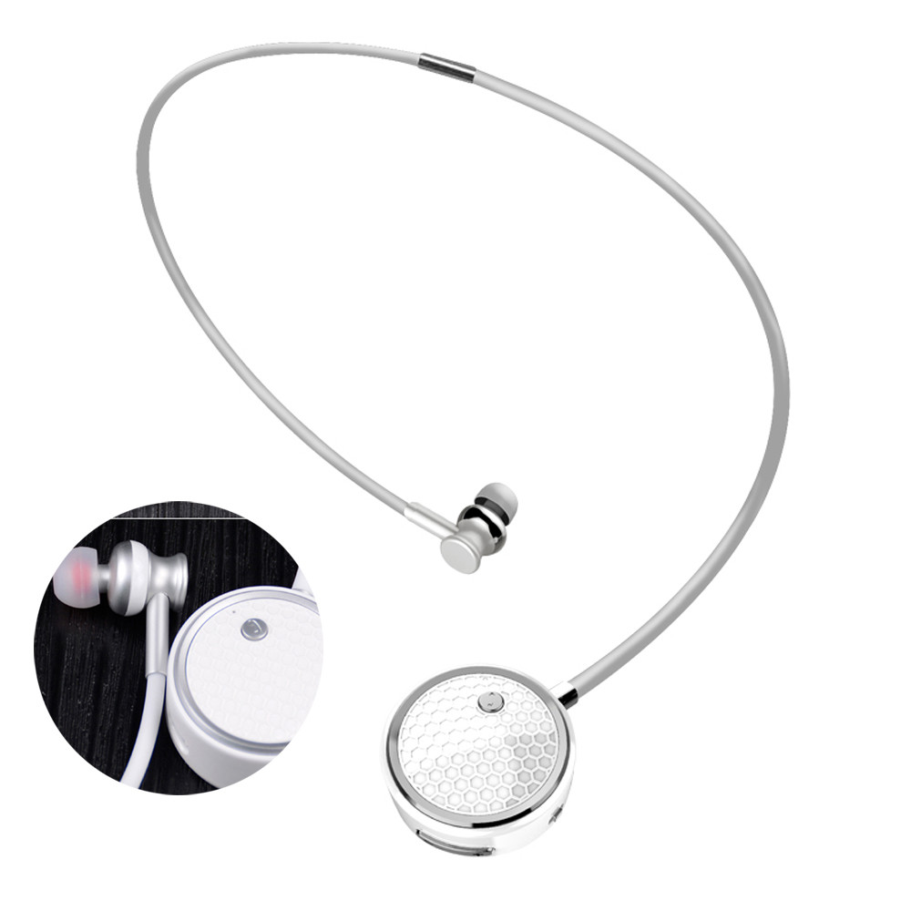 HIPERDEAL Factory Price Wireless Retractable Stereo Bluetooth Headset Earphone For iPhone