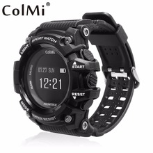 Buy ColMi Sport Smart Watch OLED Display Heart Rate Monitor Waterproof Push Message Call Reminder Android iOS Phone for $34.99 in AliExpress store