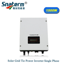 MPPT 1.5KW/1500W Grid connected solar Inverter DC 120~425V AC220V 230V 240V,50hz on grid tried solar PV power inverter converter