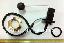 Free Shipping Fuel Level Sender Unit for 150cc and 125cc 4-stroke QMJ152/157 QMI152/157 GY6 engine based scooters Scooter Part