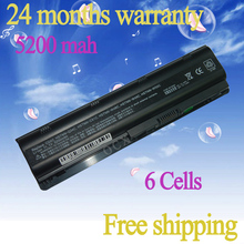JIGU 6-cell Laptop Battery for HP 2000 2000z-100 CTO 430 431 630 631 635 636 Notebook PC g32 g42t g56 g62t g62m g62x  g72t