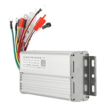48V 500W 30A Brushless Motor Controller for Electric Scooters Bike New Arrival(China)