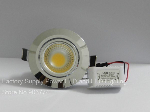 Wholesale!!! Free Shipping Dimmable COB 3W 5W 10W led downlight led light led recessed light<br><br>Aliexpress