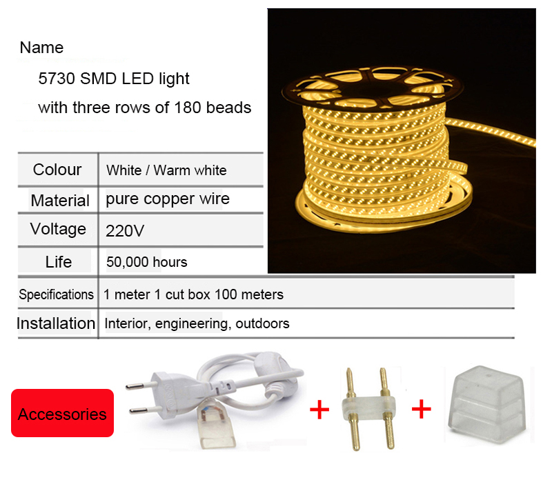 2-led strips