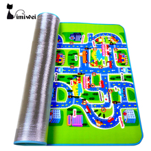 IMIWEI Brand Kids Toys Carpet Baby Play Mat Mat For Children Developing Rug Carpet Kids Rug Children Puzzle Play Babies Eva Foam(China)