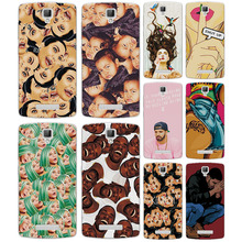 Colorful Painted Cartoon Grid Cases Covers ZTE Blade L5 / L5 plus Soft Silicon Fundas Capa ZTE Blade L5 Case free gift