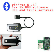 wow snooper With bluetooth&No bluetooth OBD2 OBDII car auto scanner dignostic tool better than for delphi ds150e