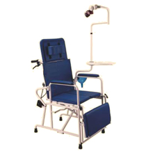 Dental Portable Folding Chair Mobile Unit with LED Cold Light Multi Functional Folding Chair