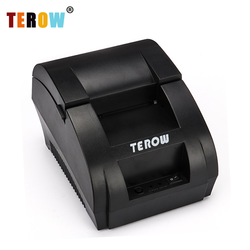 Receipt-Thermal-Printer Retail-Pos-Systems TR-5890K Mini Portable 58mm USB with for Commercial title=
