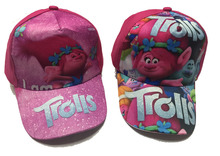 Cartoon Baby Hat Boys Girls Cute Caps Kids Cool Trolls Baseball Caps Casual Fashion Little Pony Baby Caps DS19