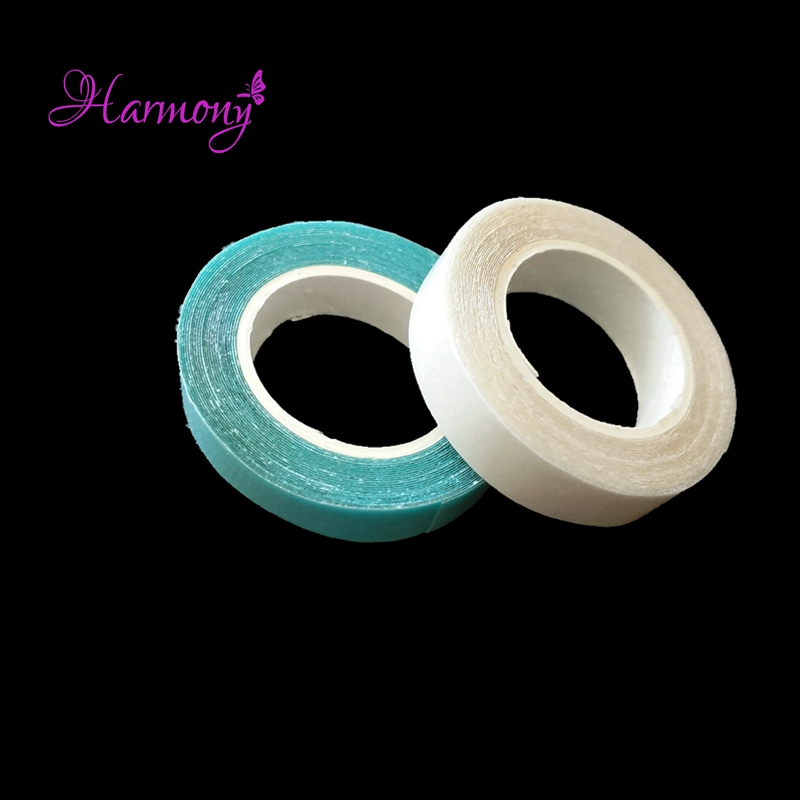 FREE-SHIPPING-1-roll-blue-white-color-1cm-x-3-yard-hair-extension-adhesive-tape-for(2)_