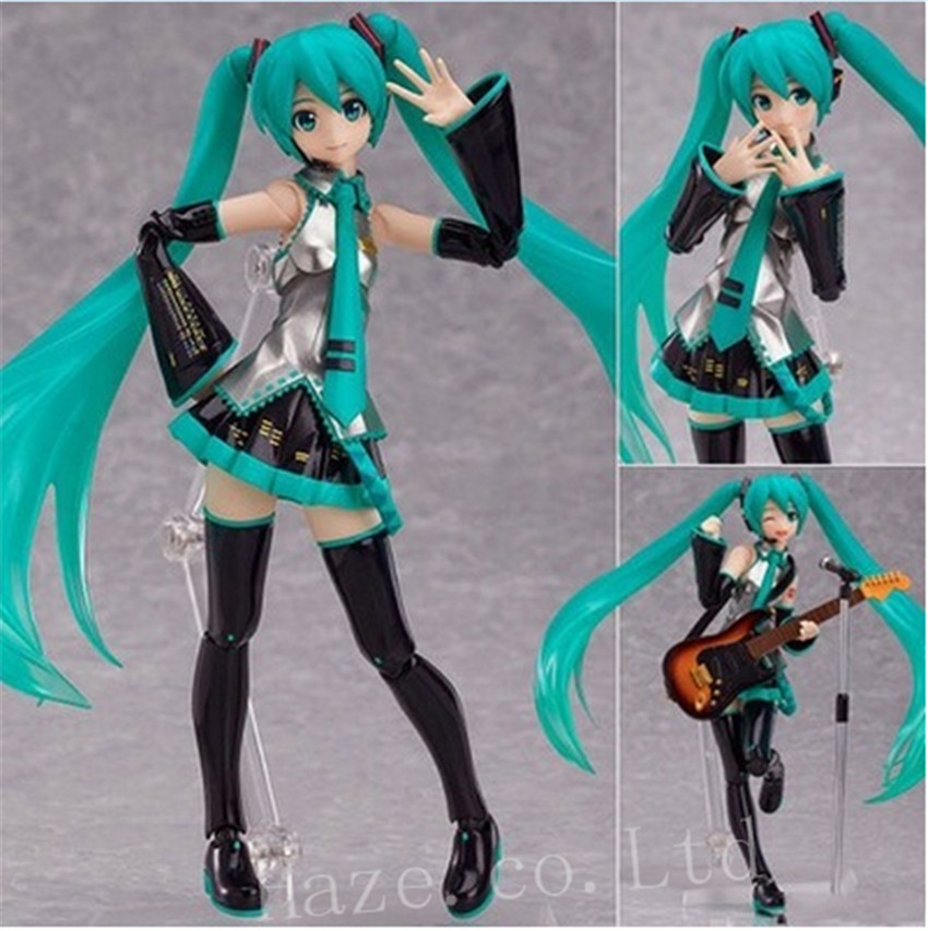 Anime Hatsune Miku 2.0 Character Vocal Series PVC Action Figure Figurine<br><br>Aliexpress