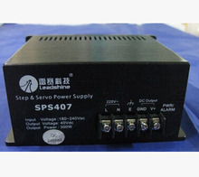 Leadshine SPS407 Power supply 40VDC 7A Unregulated Switching Power Supply with 180-240 VAC Input(China)