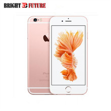 original factory unlocked iPhone 6s cellphone 2GB RAM, ROM 16GB 64GB,128GB free iclould 4G LTE 12mp camera free gift