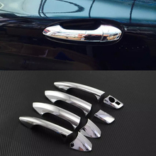 For Mercedes Benz W212 E-Class GLA200 Chrome Styling Door Handle Cover Car Detector Accessories Pls Note The Year And Model