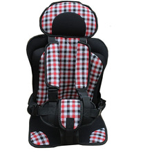 New Style Baby Infant Toddler Car Seat Safety Sit Cushion,Baby Car Seats for Girls,Portable Carriage Mat Booster Seat Para Carro(China)