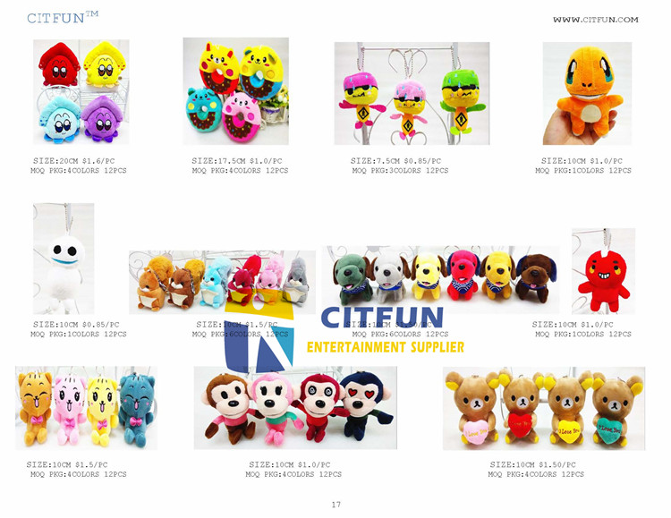 SOFT TOYS FOR CLAW MACHINE__23