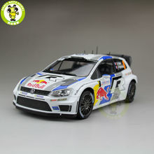 "1:18 VW Volkswagen POLO R WRC 2015 #8 ""RED BULL"" Norev 185132 Diecast Model Car(China)"