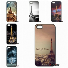 paris france eiffel tower Night Bokeh Phone Case For Xiaomi Redmi Note 2 3 3S 4 Pro Mi3 Mi4i Mi4C Mi5S MAX iPod Touch 4 5 6(China)