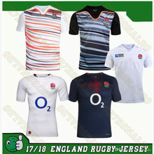 2017 England national team Rugby jersey Edition 17 18 Top quality Special Version Rugby Jerseys 2015 world cup Shirts(China)
