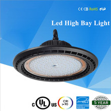 100W 150W 200W UFO LED high bay light 2700k-6000K IP65 Retrofit highbay lamp Fixture High Bay Led Lights High quality