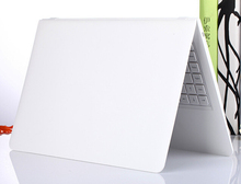 1pcs cheap laptop PC notebook with free shipping russian french spain germany italy netherlands sweden(China)