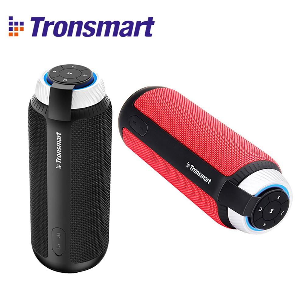 Bluetooth 4.1 Portable Speaker (Red) 1