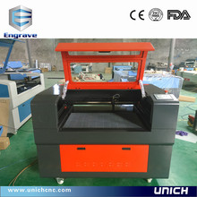Unich high technology mini co2 laser machine600x900mm/sheet metal laser cutting machine