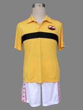 tennis no Oujisama / The Prince of Tennis Rikkaidai Junior High School summer uniform Cosplay Halloween Costumes