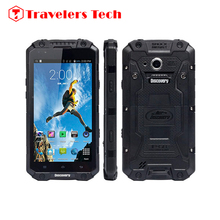 5.5Inch Big Screen Discovery V9 IP68 Waterproof Rugged Smartphone Quad Core 1GB RAM 16GB ROM 8.0MP WIFI GPS 3000mAh Battery