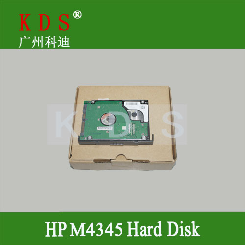 Original hard disk forHP M4345MFP disk forHP ALL-in-one printer parts  418262-002 remove from new machine<br><br>Aliexpress